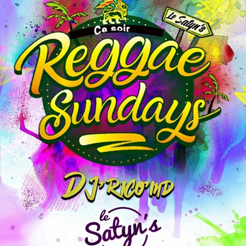Reggae Sundays - Satyn's Toulon Le Mourillon