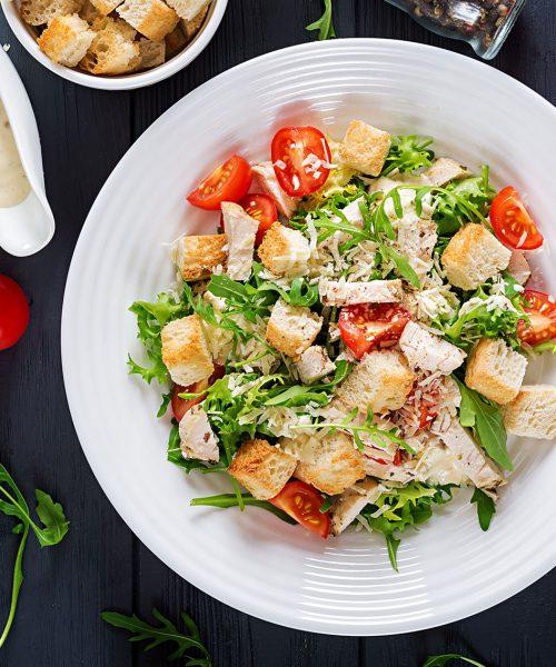 Salade-César
